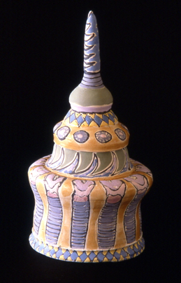 Naga Stupa 1