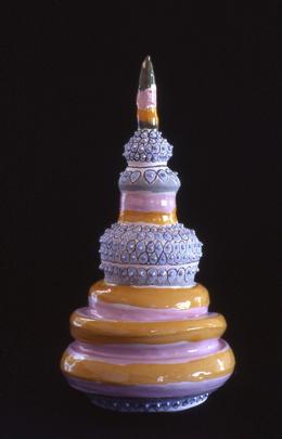 Pimpled Stupa 1