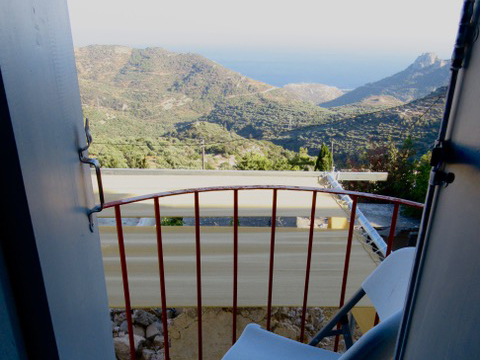 View of mountains and Mediterranean from Willa's balcony_1